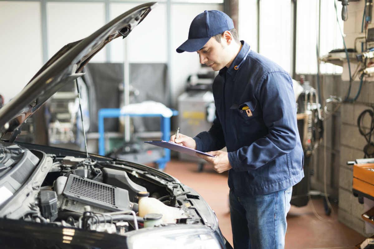 Car Insurance Inspection